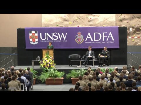 2013 UNSW Canberra University Lecture by CEO of beyondblue Ms Kate Carnell AO 11 September 2013