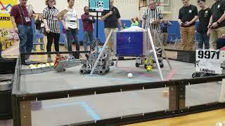 Clip 3, 12/16/18 Robotux v LanBros, Southern NJ Qualifier