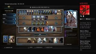 Gwent: The Witcher card game. Jugando con Reinos del Norte, Rango 13.