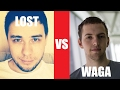 LOST(+4) против WAGAMAMA