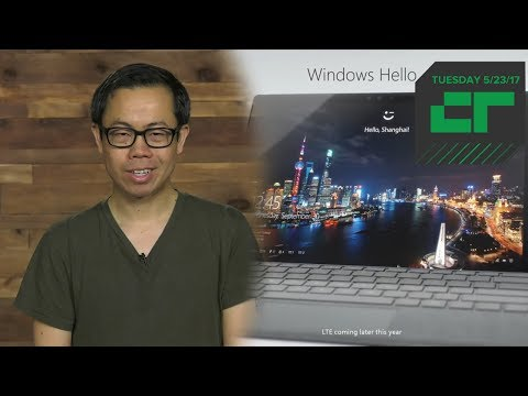 Microsoft Announces New Surface Pro | Crunch Report