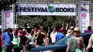 Los Angeles Times Festival of Books 2014 -- Book Signings and Galleries