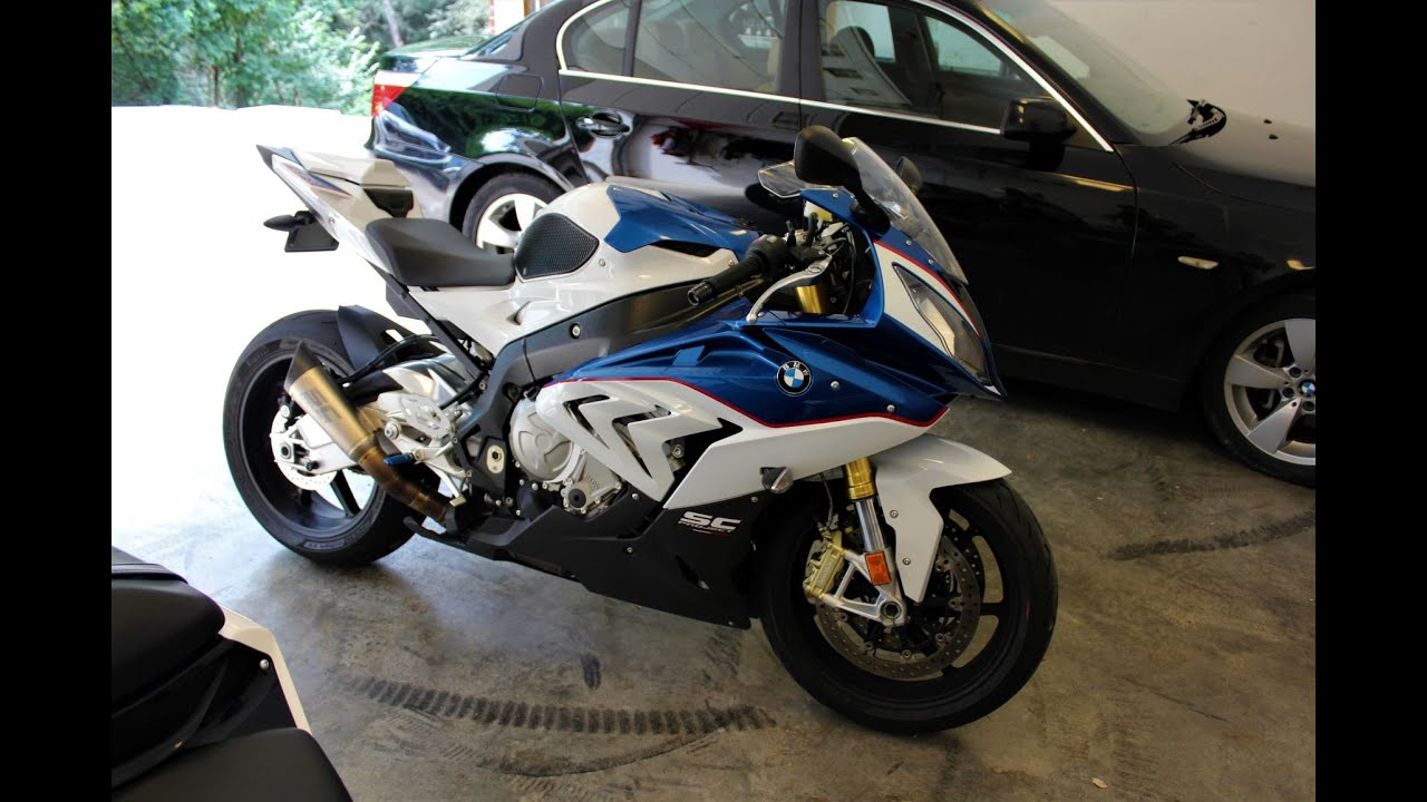 Download BMW S1000RR Superbike Build Commentary