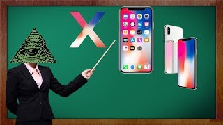 iPhone X - A Guided Tour - illuminati