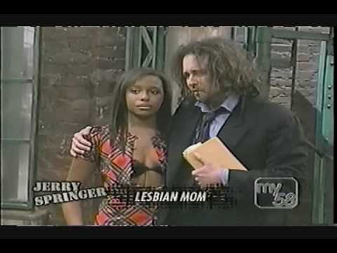 Women naked on jerry springer show seems me