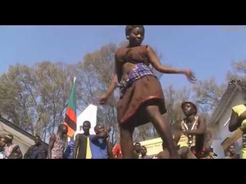 Zambian traditional dance