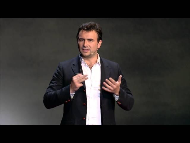 SIMPLON, le code informatique pour révéler les talents | Erwan Kezzar | TEDxParis