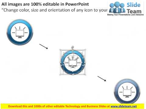 0115 big data icon set data analytics icon set cloud computing networking funnel ppt slide