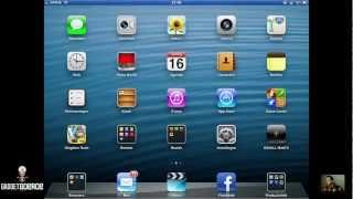 Mobiel Internet instellen op een iPad Cellular