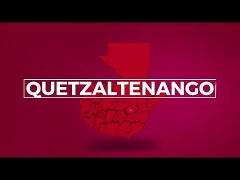 Visión de Transformación 2020 - Quetzaltenango