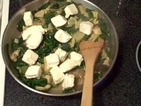 Spinach and Artichoke dip the real Recipe