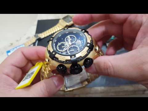 Relógio invictaThunder boltreferência 21346 lançamentoLinkdevendaabaixo
