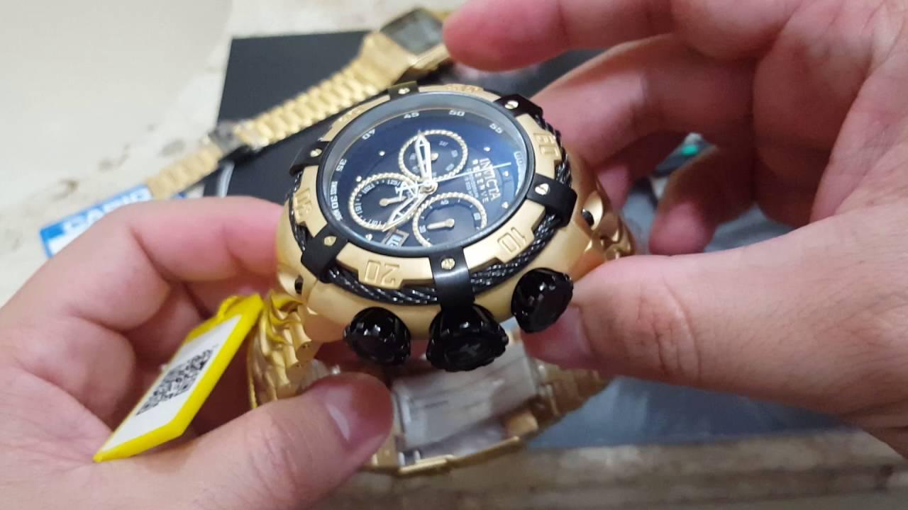 a05445a87db Relógio invicta Thunder bolt referência 21346 lançamento Link de venda  abaixo - YouTube