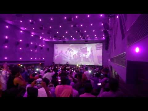 Kaththi Interval Fight Scene | Vijay Birthday Special | Rohini Theater