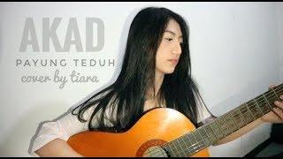 Download Lagu Akad - Payung Teduh (cover by Tiara) Mp3