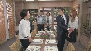 [Flower of the Queen] 여왕의 꽃 - Kim misook has poured water to Leeseonggyeong 20150802