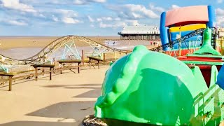 Cleethorpes Beach Funfair 21st August 2016