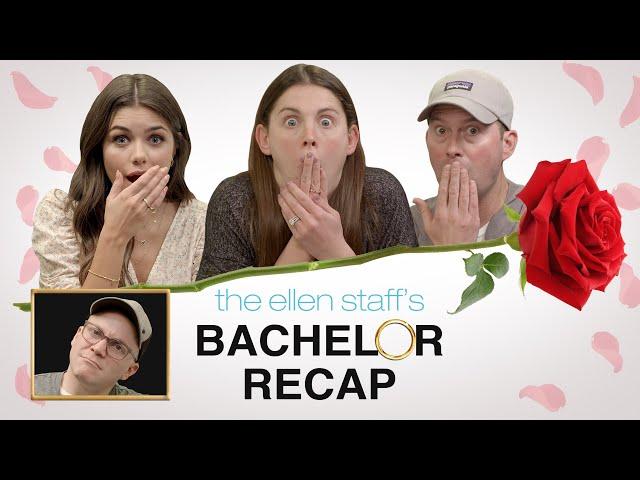 The Ellen Staff's 'Bachelor Recap'\: Hannah Ann Reveals Her Truth