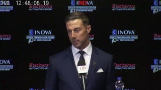 Introductory Press Conference: Redskins QB Alex Smith