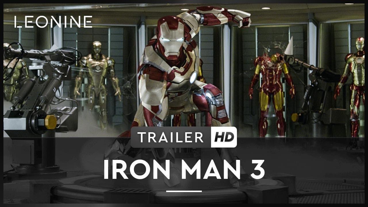 Iron Man Deutsch