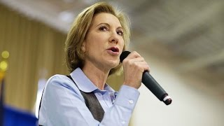 Carly Fiorina Drops Out Of 2016 Republican Presidential Race