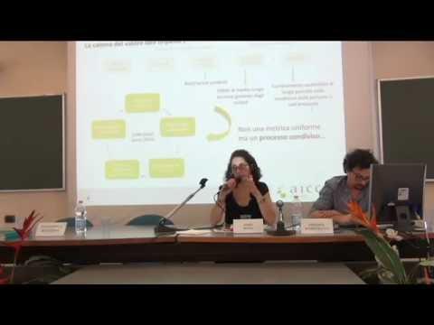 WES 2016 | Venture Philanthropy e misurazione dell'impatto sociale | Sara Rago, AICCON Ricerca