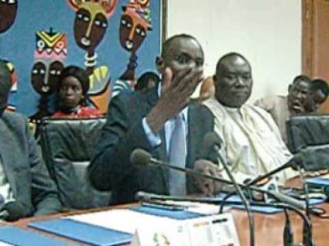 Journée Mondiale sans Tabac : Dr Oumar BA en Séance d'information avec la presse