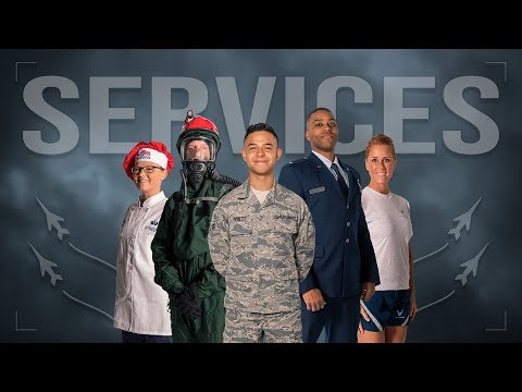We Are Services