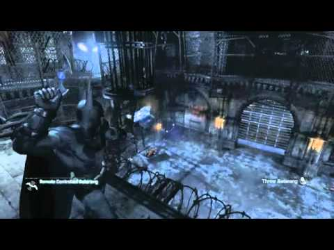 hqdefault batman arkham city riddler trophies in the gladiator pit (museum  at bakdesigns.co