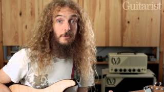 Guthrie Govan String Bending Masterclass – Part Two