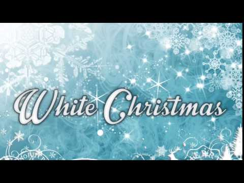 White Christmas - Irving Berlin (Piano Instrumental Karaoke Track) Cherish Tuttle Vocal Studio