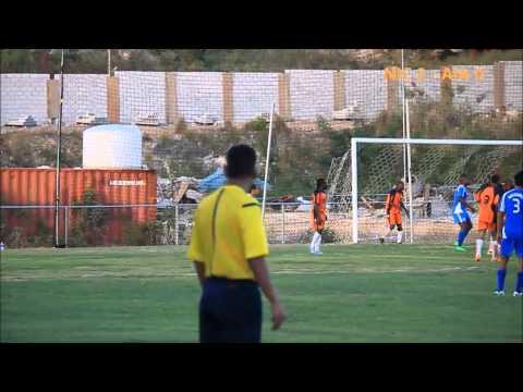 Anguilla vs Nicaragua - Game 2 Held in Anguilla