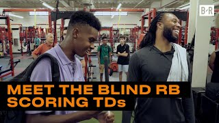 Meet Adonis Watt-He's Blind and He's Scoring Touchdowns | B/Real