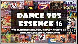 DANCE 90s ESSENCE Vol.16 (1993-1996) (90s, Eurodance/Euro House) [MIX by MAICON Nights DJ]