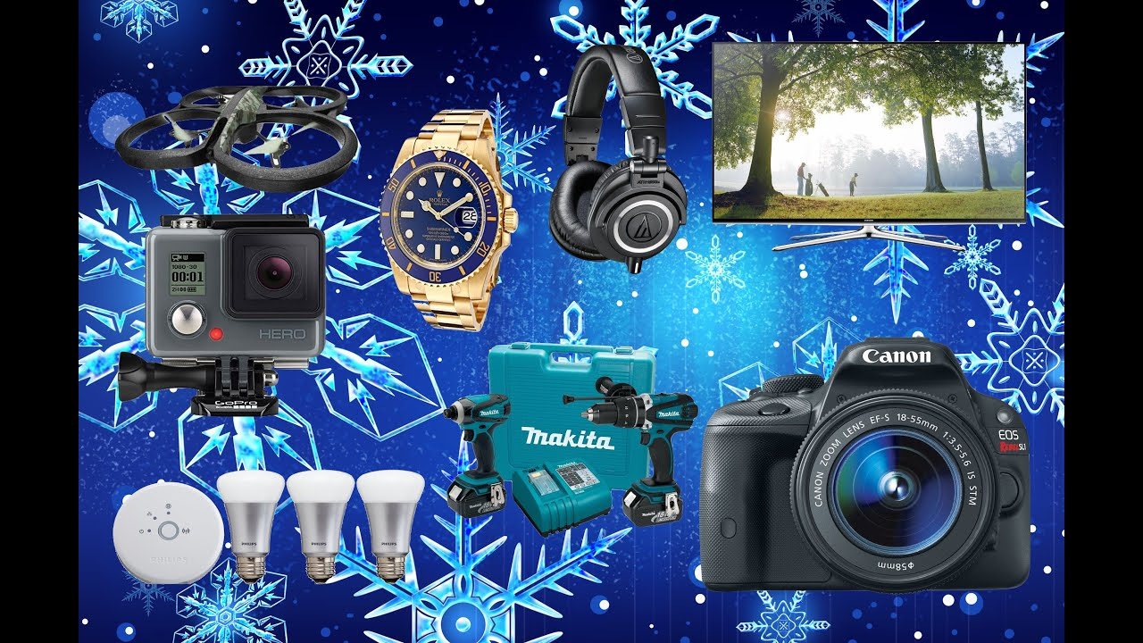 best christmas gifts ideas youtube - Best Gifts Christmas 2014