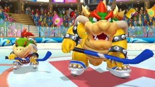 Mario Sports Mix - Hockey - Mushroom Cup (Hard)