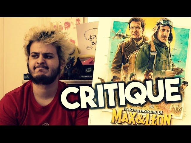 Inthepanda la folle histoire de max et leon-critique
