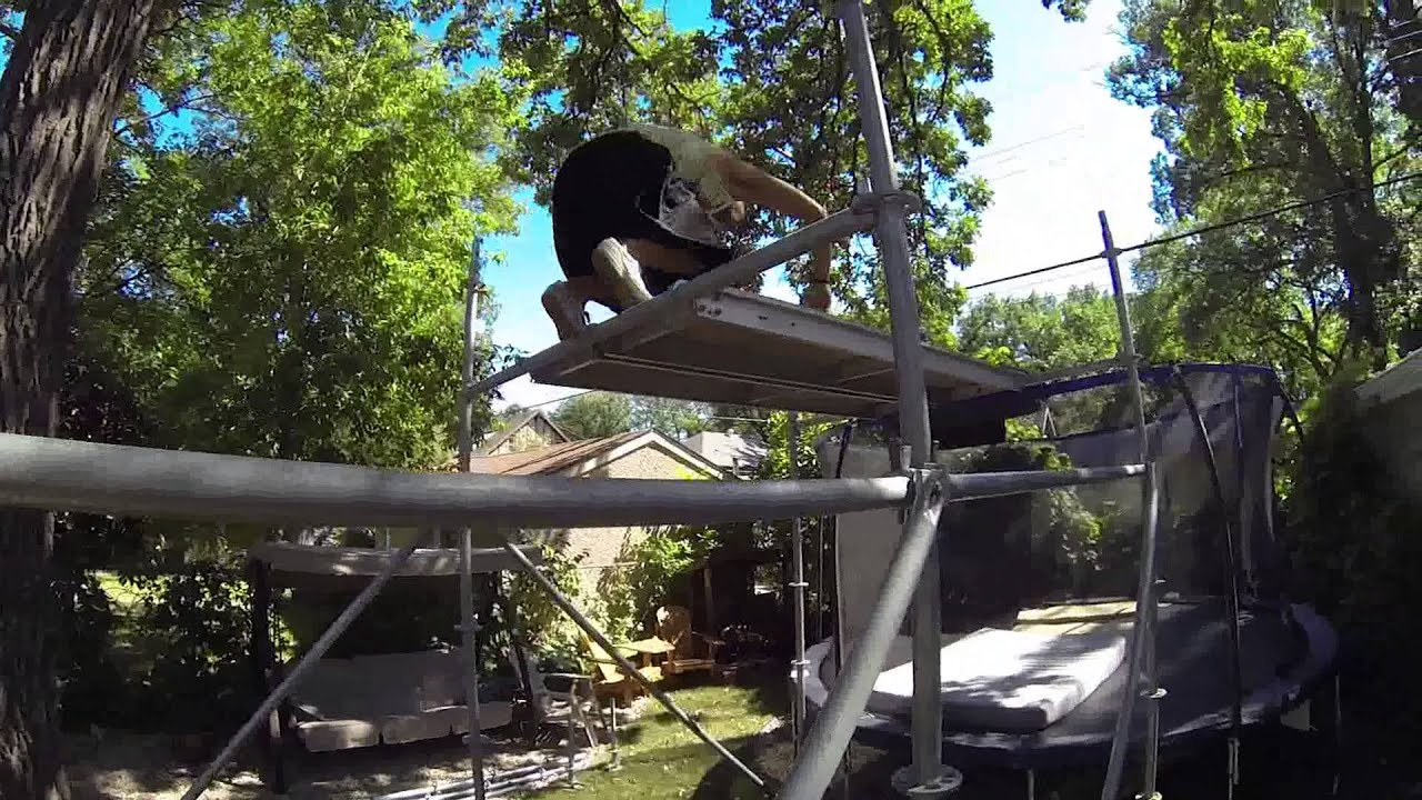 Modus Backyard Parkour Park Home Gym
