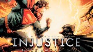 ИГРОФИЛЬМ - Injustice: Gods Among Us (HD) RUS смотреть онлайн в хорошем качестве бесплатно - VIDEOOO