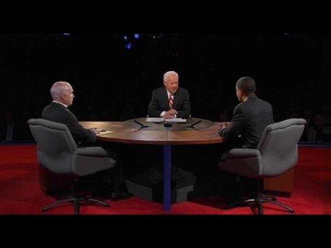 Obama / McCain 3rd Debate, Part 11 - Who Has Better Economic Plan?
