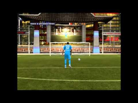 Обзор финтов#1 на клавиатуре|FIFA 12
