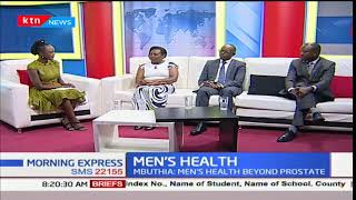 Men's Health: When do men go to hospital?