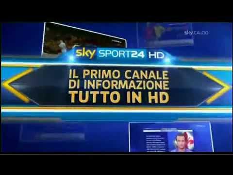 Sky Sport 24 dal 24 Settembre in HD (Digital Sat)