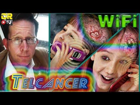 (((TELCANCER))) LOS CELULARES Y EL WiFi PROVOCAN CANCER (Ver 2.0)