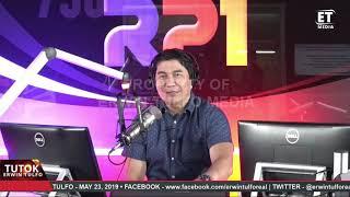 ILANG ARTISTA NA SUPPORTER NG LIBERAL PARTY NAG-IISIP NA RIN DAW NA MAG-IBANG BANSA (adios ...