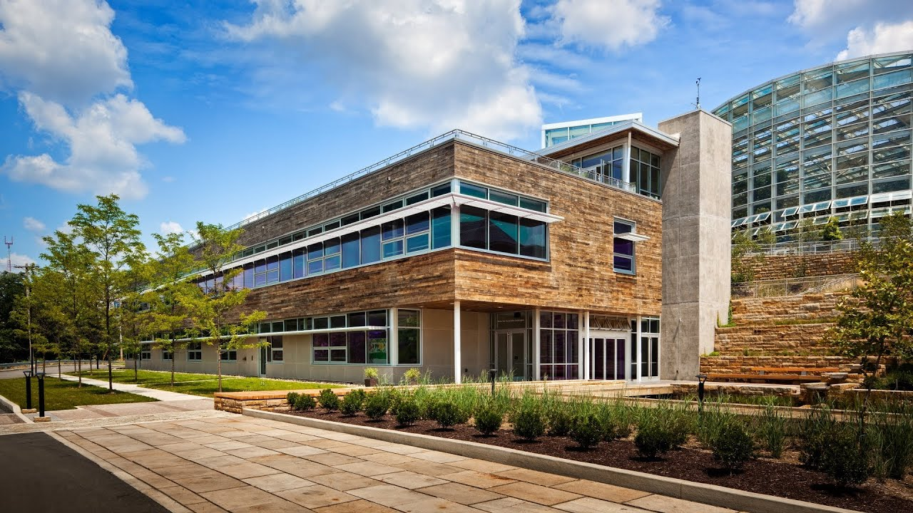 Phipps Embraces The Living Building Challenge   YouTube