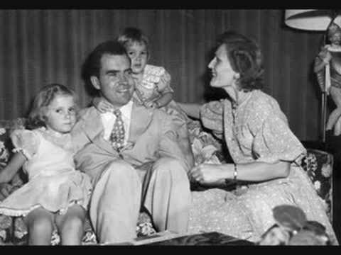 RICHARD NIXON TAPES: Julie & Pat Nixon on China Trip Show