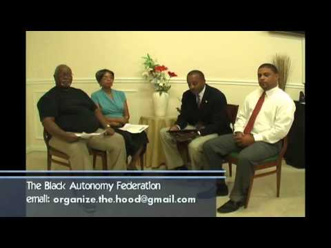 The Black Autonomy Federation, Police Brutality, Memphis