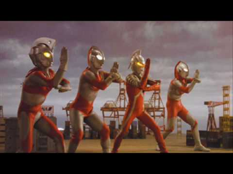 Ultraman Mebius and the Ultra Brothers