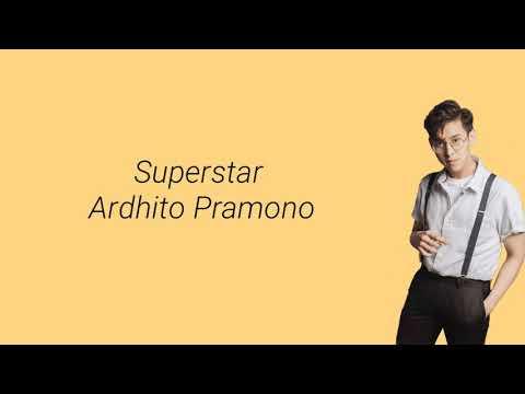 Free Download Superstar-ardhito Pramono(lyric Video) Mp3 dan Mp4